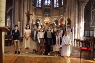 Baptême Communion 2020